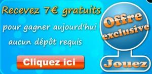 recevez sept euros gratuits sur gratorama 300x146 Gratorama grattage